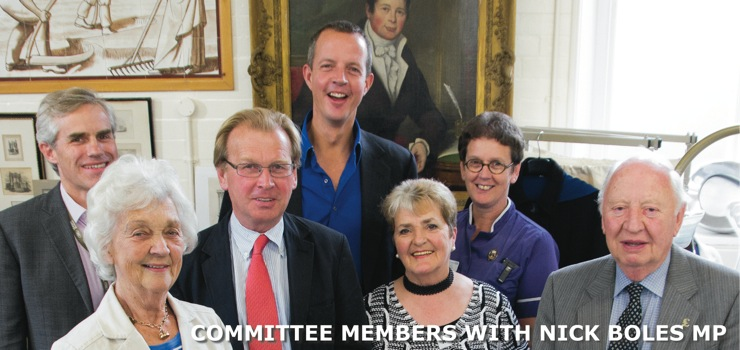 Committee with Nick Boles MP